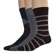Dockers® 3-pk. Casual Crew Socks