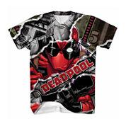 Marvel® Short-Sleeve Deadpool Street Tee