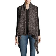a.n.a® Sleeveless Fringe Vest