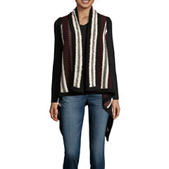 a.n.a® Sleeveless Textured Vest