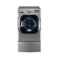 LG 9.0 cu. ft. Mega Capacity Gas Dryer w/ Steam™ Technology