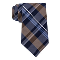 Stafford Boardroom Plaid 2 Tie