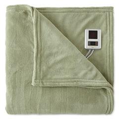 Biddeford™ Plush Heated Blanket