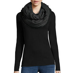 Mixit™ Solid Infinity Scarf