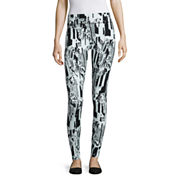 Mixit™ Electric Avenue Print Knit Leggings