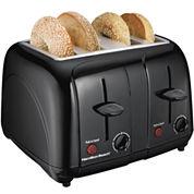 Hamilton Beach® Cool-Touch 4-Slice Toaster
