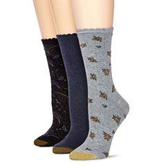 Gold Toe® 3-pk. Dress Socks