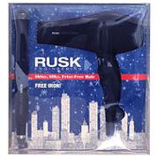 Rusk® Speed Freak Hair Dryer w/ Flat Iron