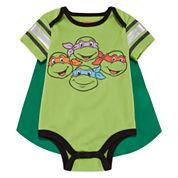 NickelodeonTM Teenage Mutant Ninja Turtles Bodysuit Set - Babies newborn-9m