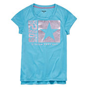 Reebok® Short-Sleeve Stronger Everyday Tee - Girls 7-16