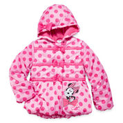Disney Collection Puffy Jacket - Girls