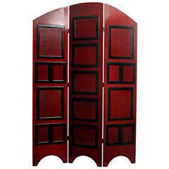 Oriental Furniture 5.5' Arc Top Room Divider