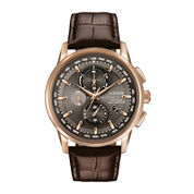 Citizen® Eco-Drive® World Chronograph A-T Mens Watch AT8113-04H