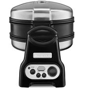 KitchenAid® Waffle Baker with CeramaShield™ Nonstick Coating KWB110OB