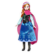 Disney Collection Anna Classic Doll