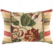 Waverly® Laurel Springs Oblong Decorative Pillow