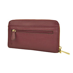 Liz Claiborne Erica Zip-Around Zip Around Wallet