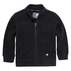 Xersion Boys Lightweight Fleece Jacket - Husky