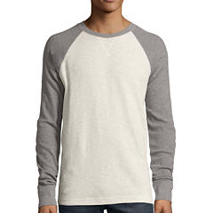 Arizona Long-Sleeve Raglan Thermal Shirt