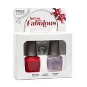 Morgan Taylor™ Festive and Fabulous 3-pc. Nail Polish