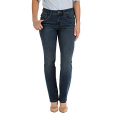 Lee® Perfect Fit Straight-Leg Denim Jeans