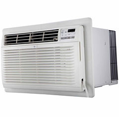 LG 11,800 BTU 115V Through-the-Wall Air Conditioner with Remote Control