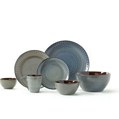 Gourmet Basics By Mikasa Broadway 16-pc. Dinnerware Set