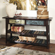 Signature Design By Ashley® Mestler Console Table