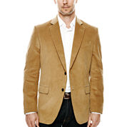 Stafford Classic Fit Corduroy Sport Coat