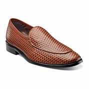 Stacy Adams® Santoro Mens Leather Moc-Toe Loafers