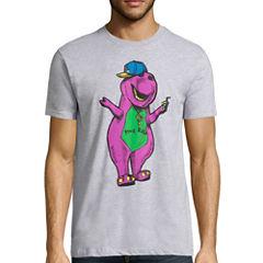Short-Sleeve Barney Hug Life Tee