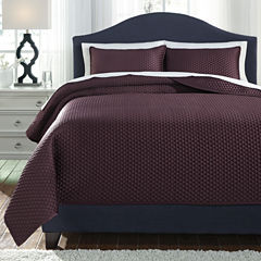 Signature Design by Ashley® Dietrick 3-pc. Quilt Set