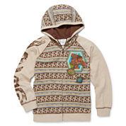 Disney Collection Moana Fleece Jacket - Boys