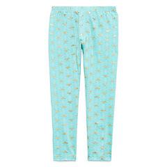 Disney Apparel by Okie Dokie® Foil Leggings - Preschool Girls 4-6X
