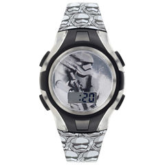 Star Wars® Stormtrooper Kids Flashing Digital Watch