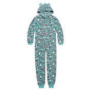 Total Girl Chat Fleece Blanket Sleeper - Girls 7-16 & Plus