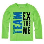 Champion® Long-Sleeve Thermal Tee - Preschool Boys 4-7