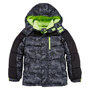 XersionTM Promo Puffer Jacket - Boys 8-20