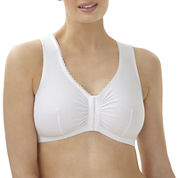 Glamorise® Complete Comfort Cotton T-Back Bra - 1908