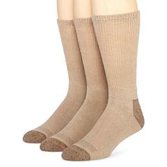 Dockers® 3-pk. Non-Binding Crew Socks