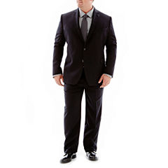 Stafford® Executive Super 100 Wool Suit Separates - Portly