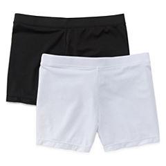 Playground Pals® 2-pk. Shorts - Girls 7-16