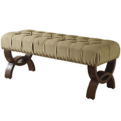 Hayley Tufted Bench