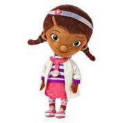 Disney Collection Doc McStuffins Medium Plush Doll