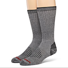 Wolverine® 2-pk. Merino Wool Blend Boot Socks
