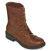Arizona Judson Lace-Up Combat Boots