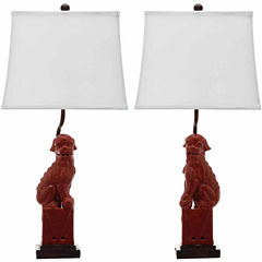 Safavieh Finch Lamp- Set of 2