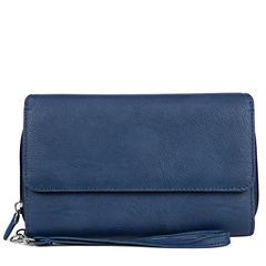 Mundi Big Fat Wristlet Wallet