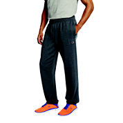 Champion® Powerblend Fleece Open-Bottom Pants
