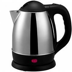 Brentwood 1.2L Stainless Steel Electric Cordless Tea Kettle 1000w